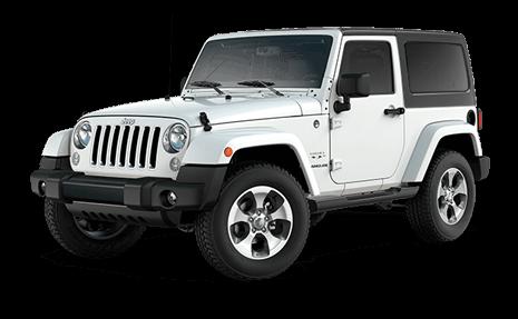 Jeep Wrangler 2drs Hard Top